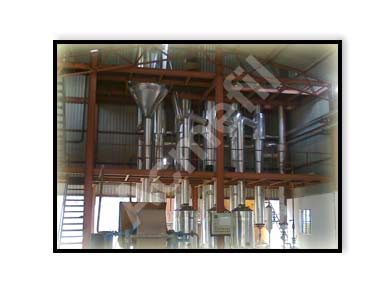Spray Dryers, Spin Flash Dryer Manufacturers Ahmedabad, India