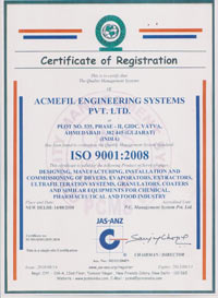 ISO Certificate - Click to enlarge